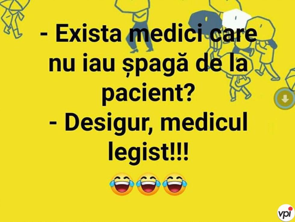 Medici care nu iau șpagă