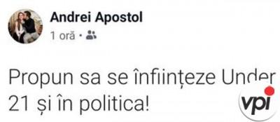 Politica românească