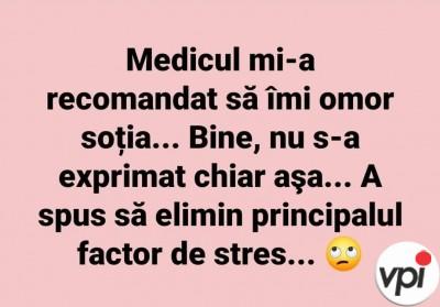 Principalul factor de stres