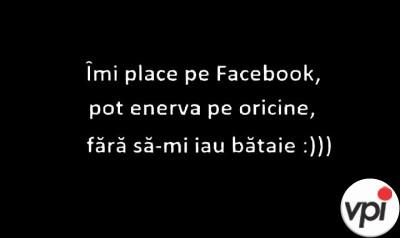 Îmi place pe Facebook