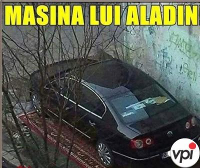 Mașina lui Aladin