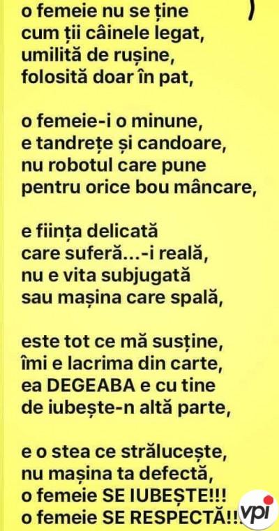 Poezie despre femei