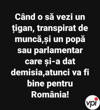 Când va fi bine pentru România