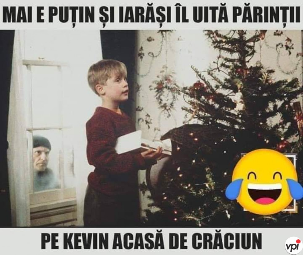 Mai e puțin până la Crăciun
