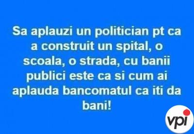 Jos cu politica!