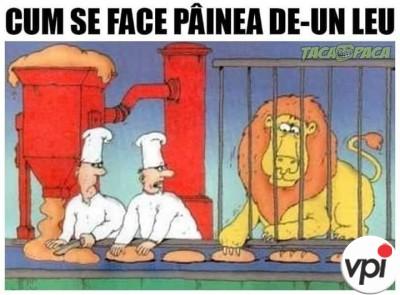 Pâinea de-un leu