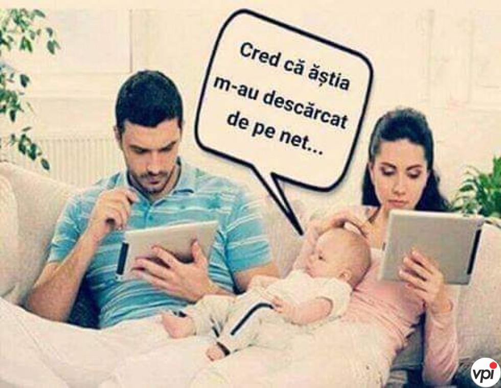 Părinții moderni