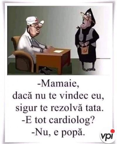 Cum te vindecă doctorul