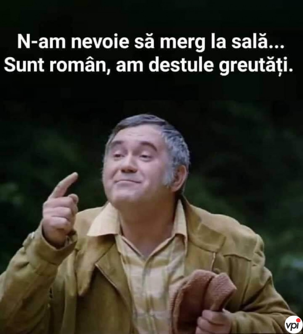 Sunt român adevărat