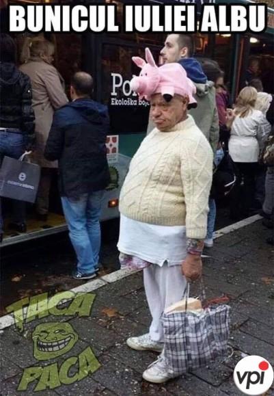 Bunic la modă