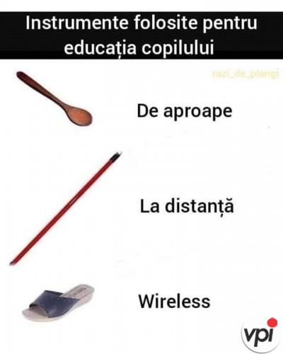 Educația copilului