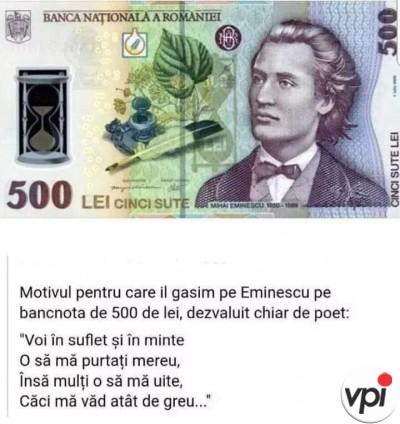 Bancnota de 500 de lei