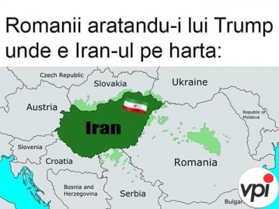 Unde e Iranul
