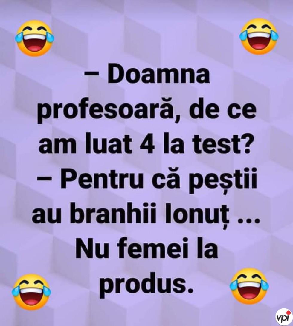 Nota 4 la test