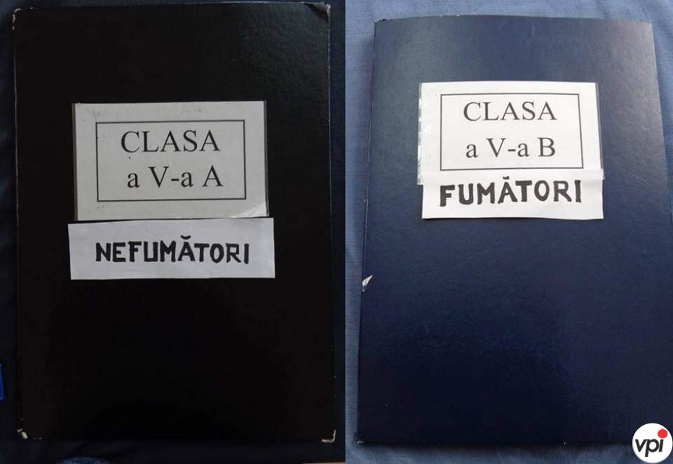 Elevii din România