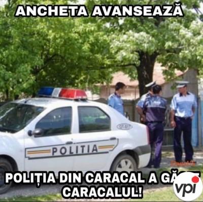 Poliția de la noi