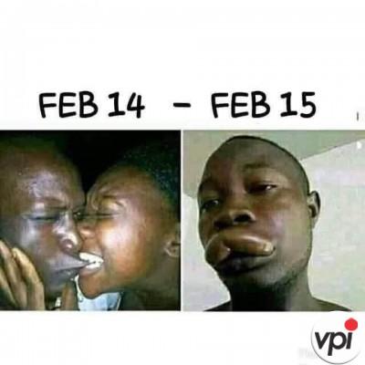 După Ziua Îndrăgostiților