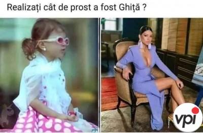 Cât de prost a fost Ghiță