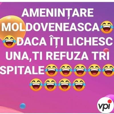 Amenințare moldovenească
