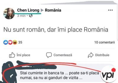Vizită în România