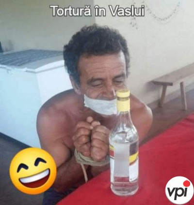 Tortură în Vaslui