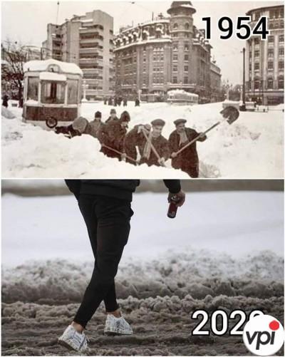 Cum s-a schimbat lumea
