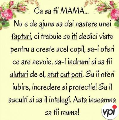 Mamă adevărată