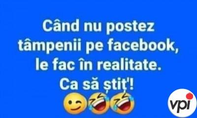 Tîmpenii pe Facebook