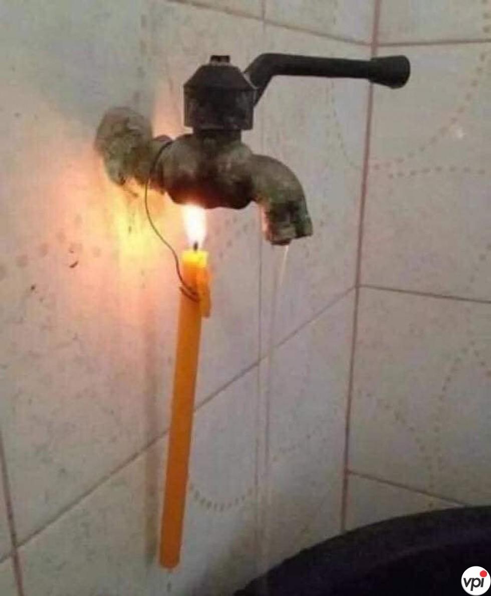 Apa caldă în România