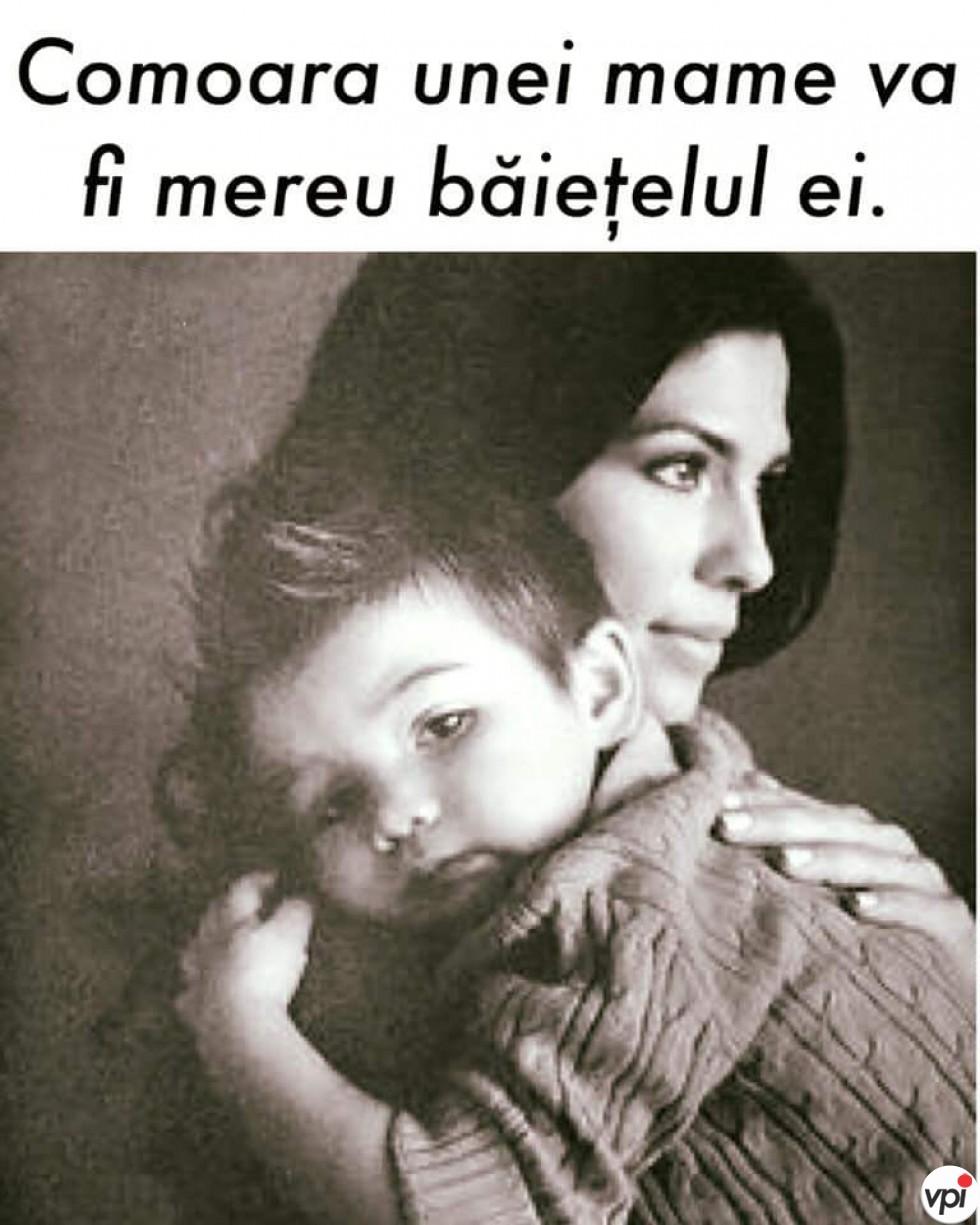 Comoara unei mame