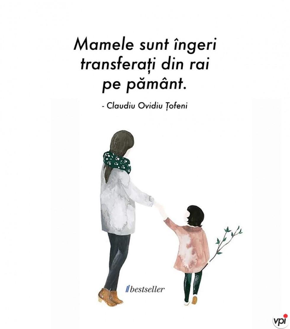 Mamele sunt îngeri