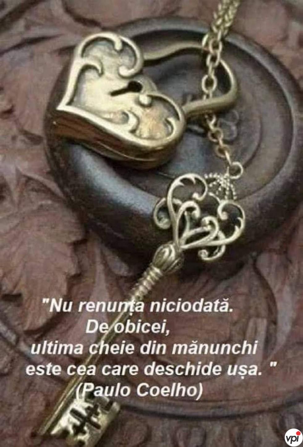 Cheia care deschide ușa