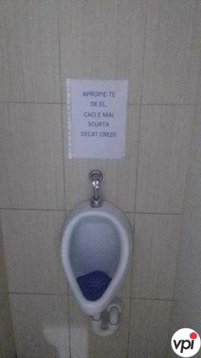 Instrucțiuni WC