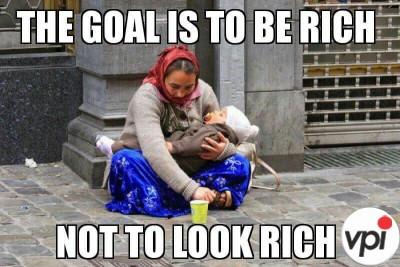 Oamenii bogați