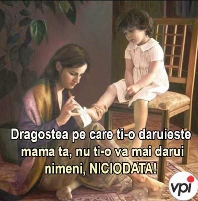 Dragostea de la mama