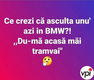 Proprietarul de BMW