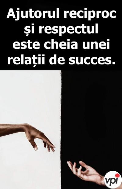 Cheia unei relații de succes