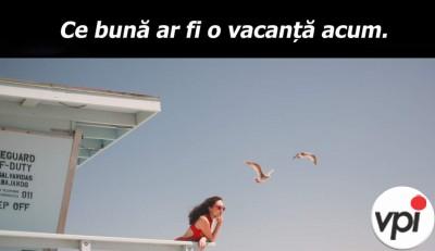 Vreau în vacanță!