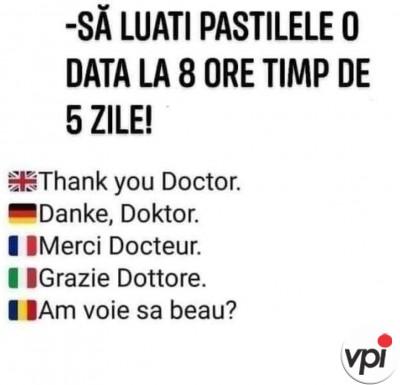 Pacienții din toată lumea