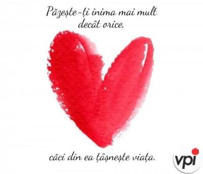 Păzește-ți inima
