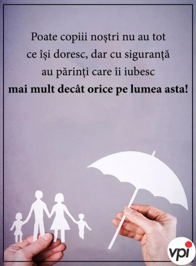 Iubirea părinților