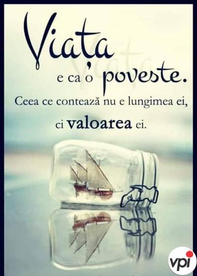 Valoarea unei vieți