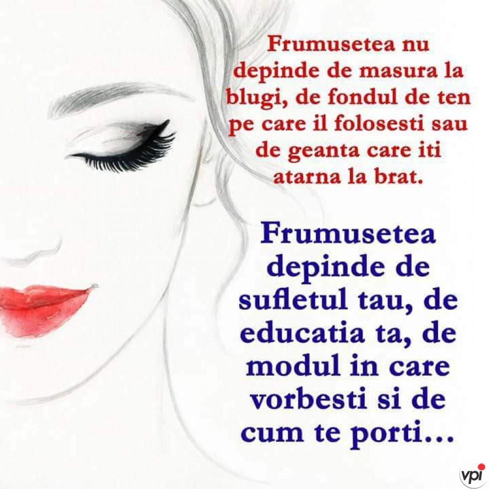 Frumusețea femeilor
