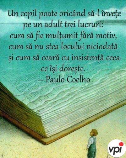 Copil vs Adult