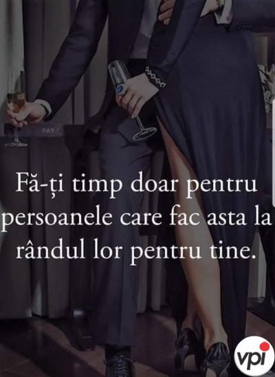 Fă-ți timp!