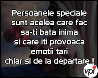 Persoanele speciale din viața ta