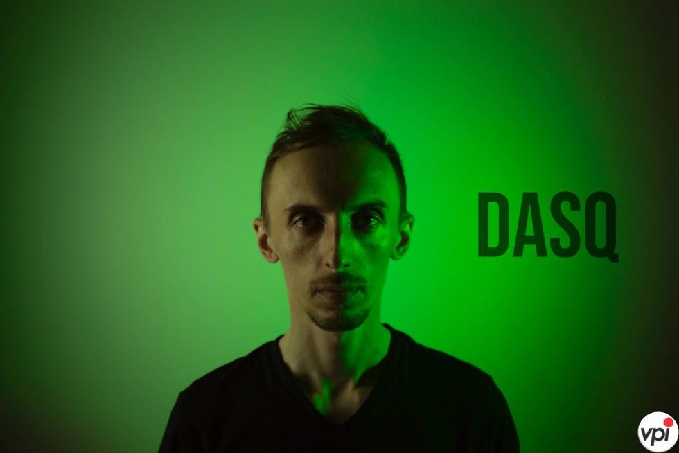 DASQ (Artist Muzical) - DJ/Producator de Techno 2020