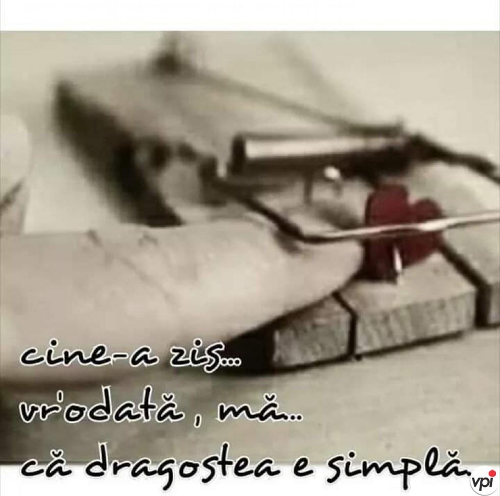 Dragostea e simplă