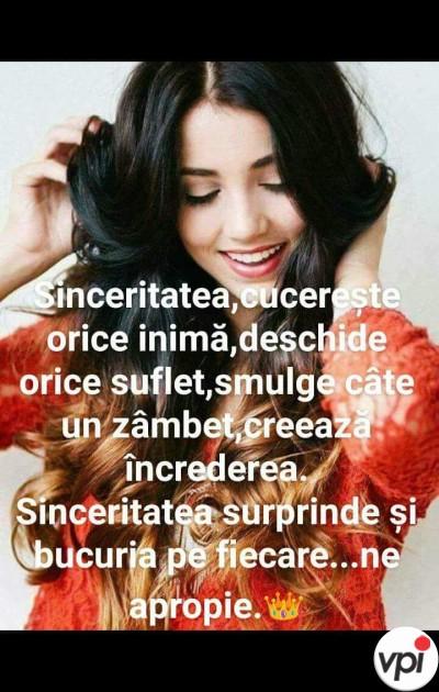 Sinceritatea