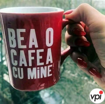 Bem o cafea?